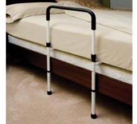 Barandal con soporte estándar