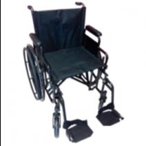 Silla de ruedas con asiento de 20″