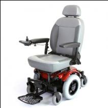 Silla de ruedas eléctrica para sobrepeso 6Runner14