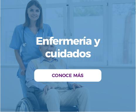 Enfermeros y cuidadoras