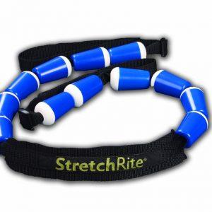 StretchRITE® azul y blanco