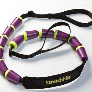 StretchRITE® morado y amarillo