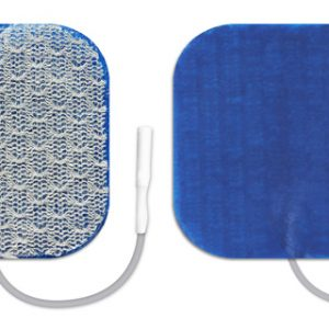 "ELECTRODOS AUTO ADHERIBLES ""PALS BLUE"" DE 5 X 5 CM"