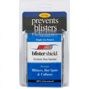 Paquete 10 sobres BlisterShield travel size