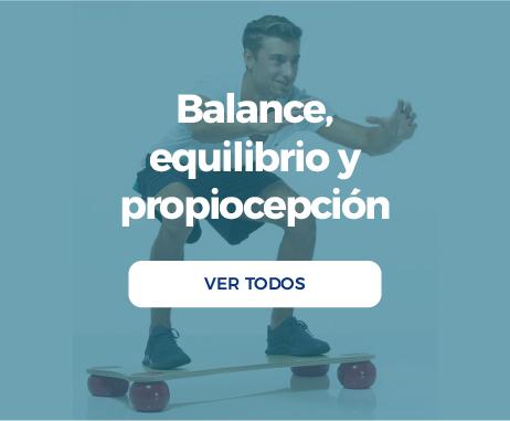 Balance, equilibrio y propiocepción