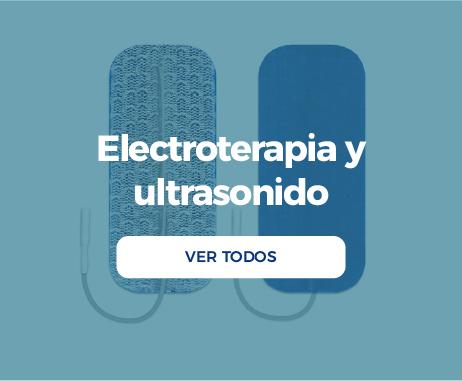 Electroterapia y ultrasonido